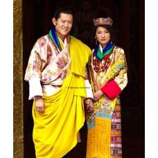 Bhutanese Bridal Wedding Jewellery.