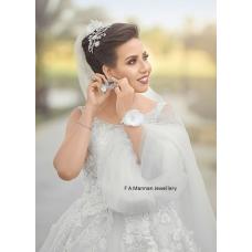 Egyptian Bridal Wedding Jewellery.