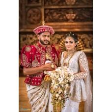 Sri Lankan Bridal Wedding Jewellery.