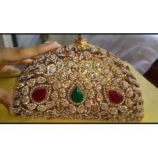 Designer Bridal Wedding Clutch